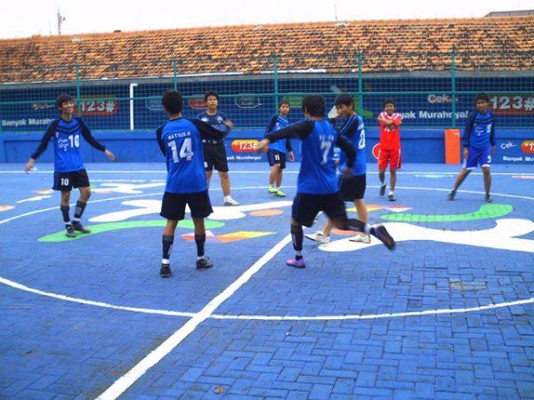 Ekskul Futsal SMA Fons Vitae 2 Marsudirini