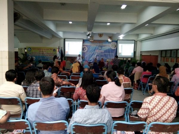 SMA Fons Vitae 2 Marsudirini Ditunjuk Sebagai Induk Klaster Kurikulum 2013