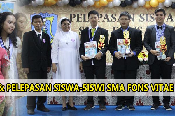 Wisuda SMA Marsudirini Jakarta Utara
