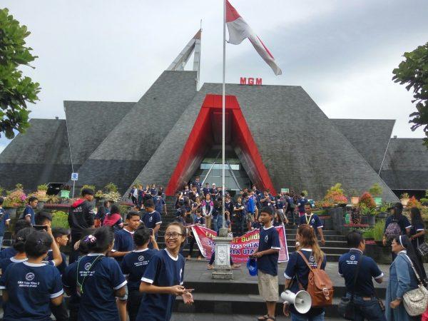 LDK dan Retreat SMA Fons Vitae 2 di Yogyakarta