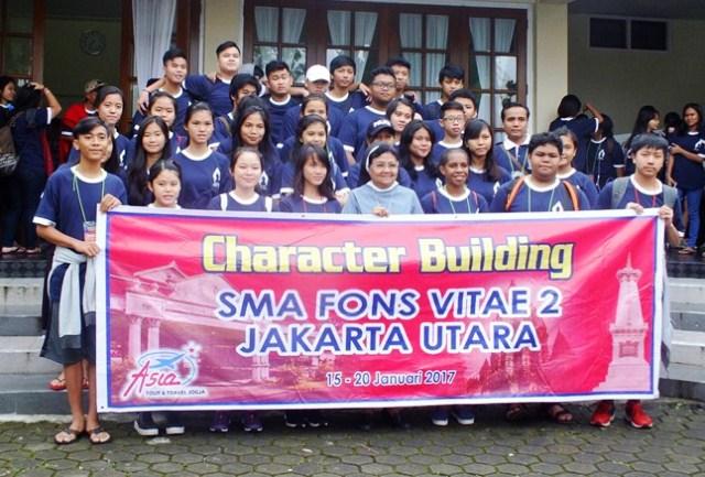 Character Building SMA Fons Vitae 2 Marsudirini