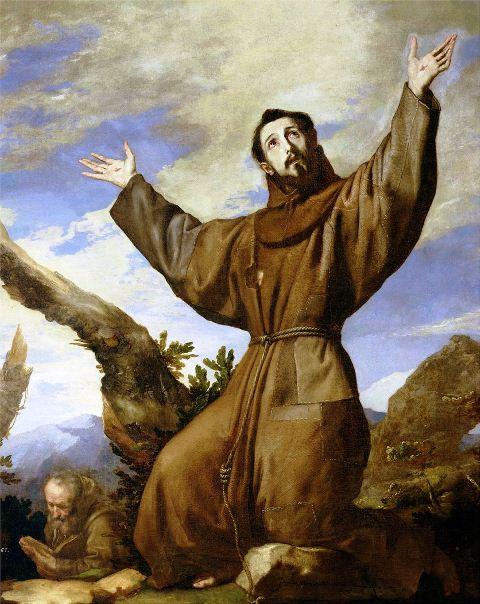 Sejarah Singkat Bapa Fransiscus Asisi