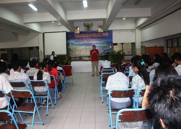 Pertemuan Tim Beasiswa Pikulan dari Belanda di Marsudirini