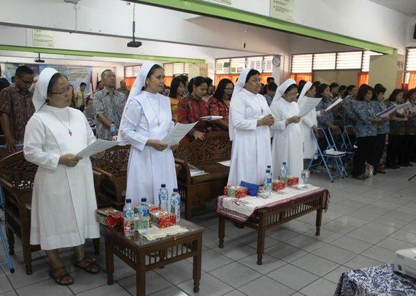 Fransiskan Day Marsudirini Tanjung Priok