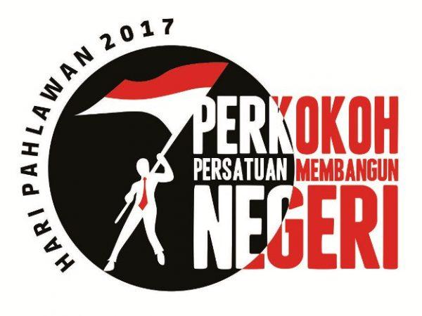 Tema Hari Pahlawan 2017: Perkokoh Persatuan Membangun Negeri