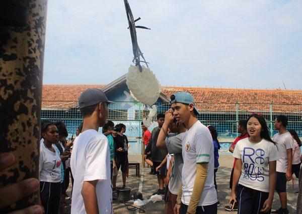 Lomba 17 Agustus SMA Fons Vitae 2 Marsudirini Tanjung Priok
