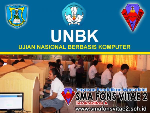 Jadwal Simulasi UNBK 2018 SMA