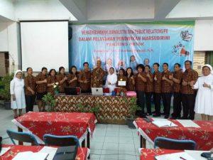 seminar jurnalistik & public relations