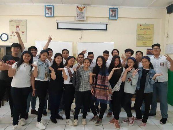 Pelaksanaan Ujian Praktik SMA Fons Vitae 2 Marsudirini Tahun Ajaran 2018/2019
