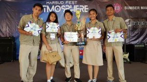 Juara 3 & Best Editor Video Short Movie Marsud Fest