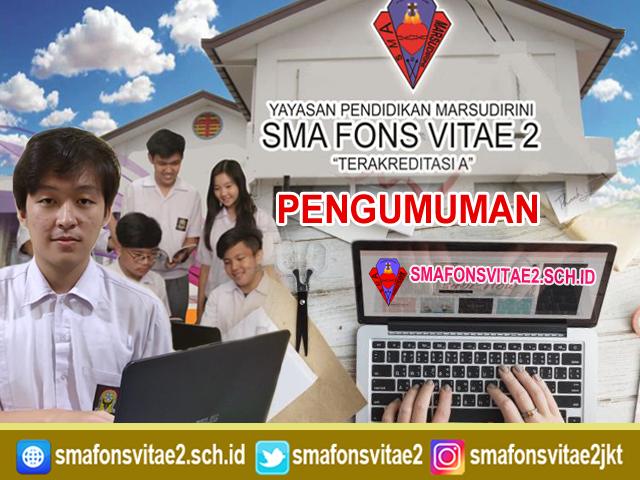 Jadwal Penilaian Tengah Semester (PTS) Semester Ganjil TP. 2020/2021